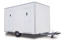 Toilet Trailers